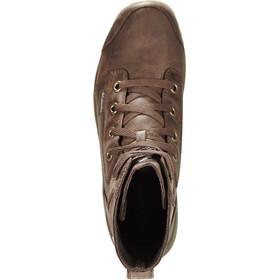 Columbia Camden Outdry Leather Chukka Kengät Miehet, cordovan/columbia grey